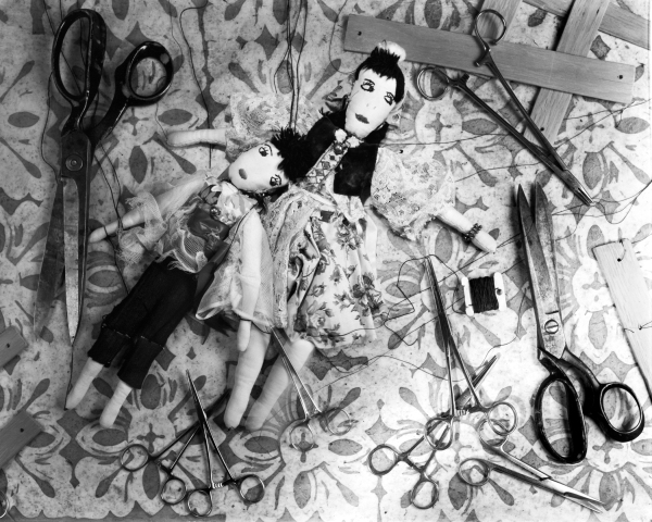 Marionettes, Hemostats and Scissors